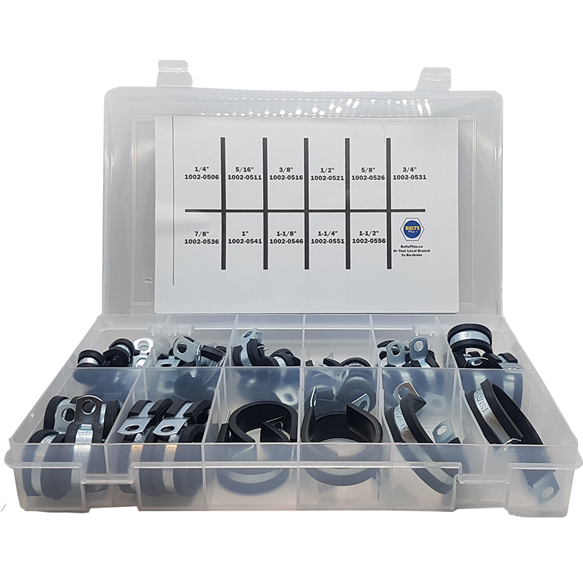 Tube Clamp Assortment