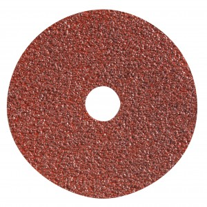 "80 Grit x 4"" x 5/8"" Resin Fibre Disc"