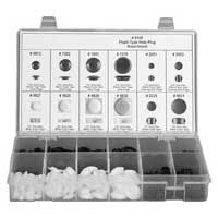 349pc Flush Type Hole Plug Assorment