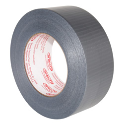 48mm x 55m Silver Poly Coated Duct Tape