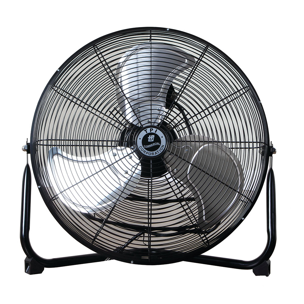 "18"" High Velocity Floor Fan"