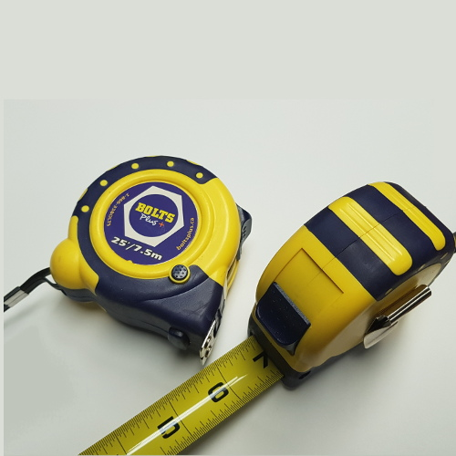 25ft/7.5m Imperial/Metric Magnetic Tip Tape Measure
