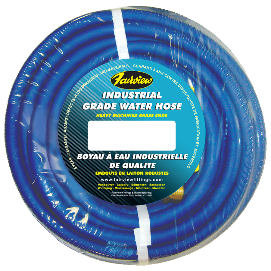 50ft Blue Water Hose Assembly